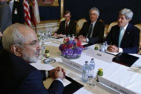 iran negotiations radio canada interview with michel de salaberry